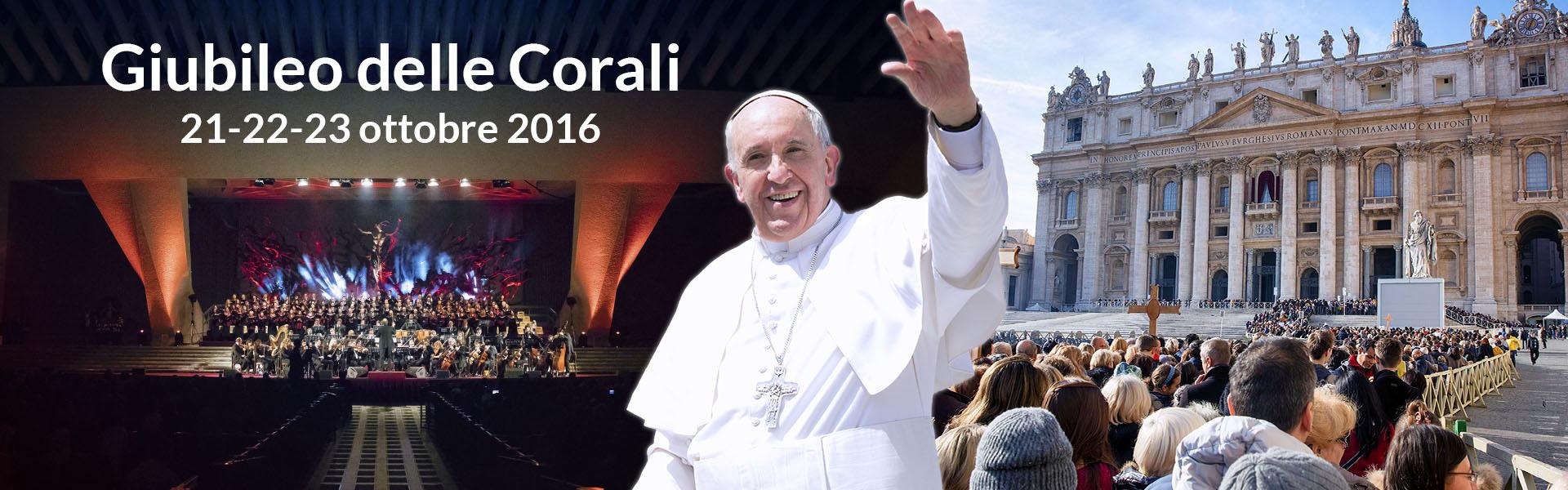 Corali in Vaticano